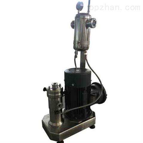 复合碳材料高剪切分散机