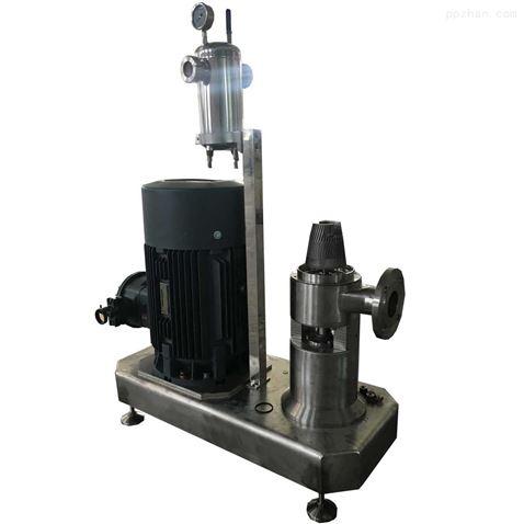 PVC乳液聚合超高速乳化机