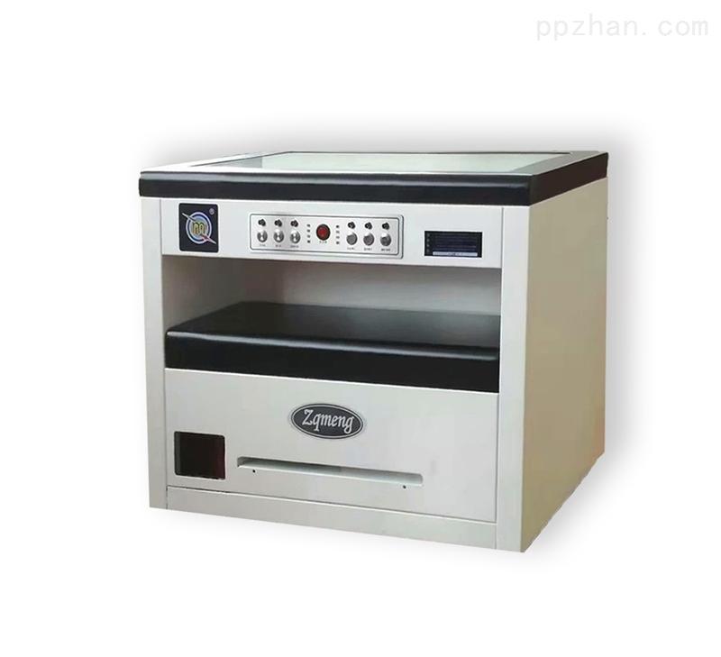 画册印刷机一机多用成本低可印证书